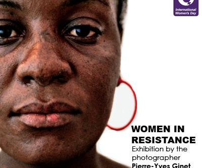 """Women in resistance"" - Exhibition"