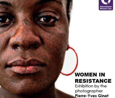 """""""Femmes en résistance"""" - Exposition"""
