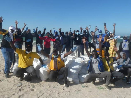 MauritaVie - Waste collection in Mauritania