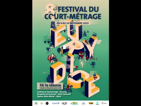 Festival Eurydice du court-métrage : 8ème édition