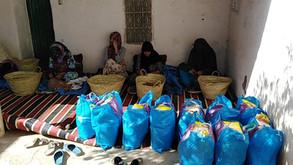 Food distribution 2019