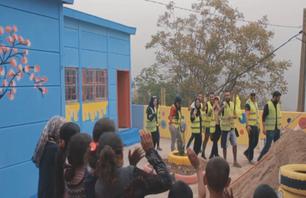 Financement d'un projet d'aménagement de l'école El Adarissa Amoulasse