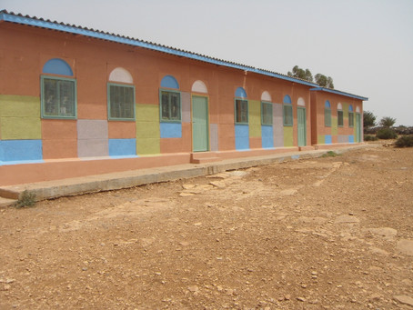 Orphanage and schools - Marocavie