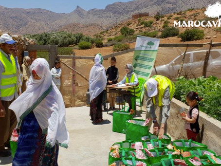 Distribution alimentaire - 2018