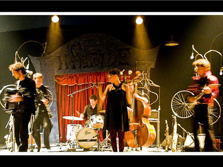 Cine-concert at the Theater le Passage