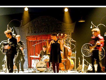 Ciné-concert au Théâtre le Passage