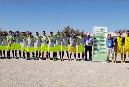 Marocavie - Tournoi de football