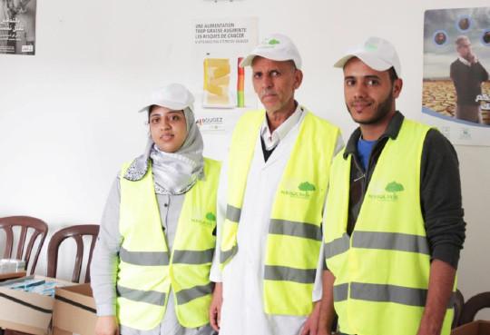 Caravane médicale de Marocavie avril 2018