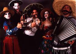 3*los pinche pellejos y las estrelladas*this is one of the promo shots michelle bates took for us wh