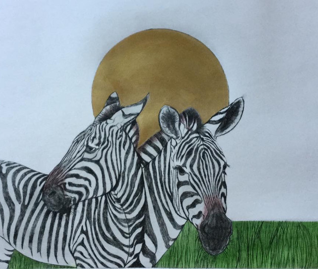Zebra Crossing £250