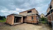 Maison neuve de 100m2 avec garage