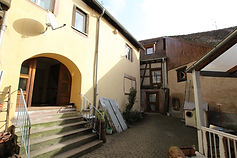 Photo appartement maison colmar alsace studio
