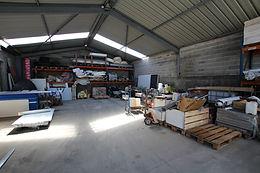 Colmar Zone Industrielle - Entrepôt et Bureaux