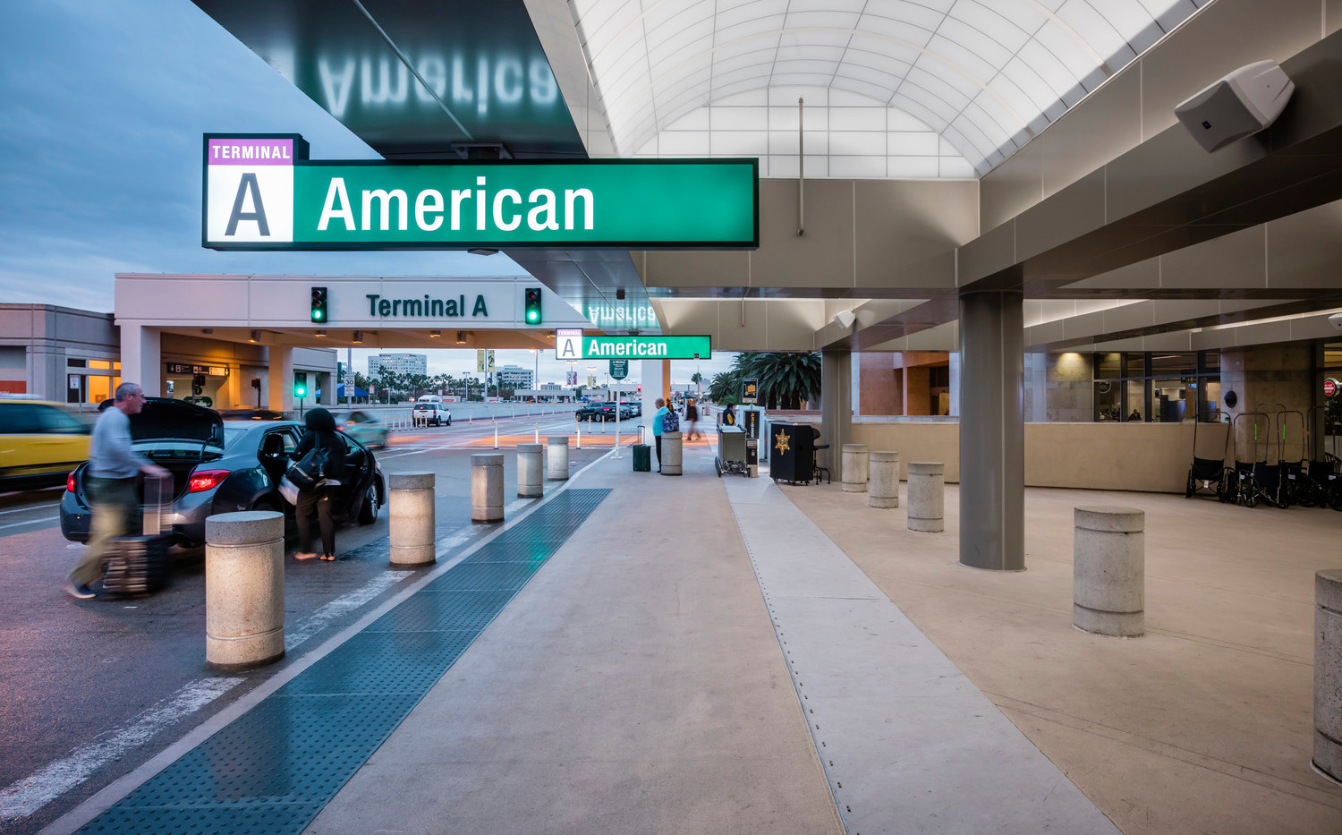Canopy - American Airlines