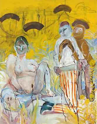 Jeanne Jacob - Les printemps (2019)