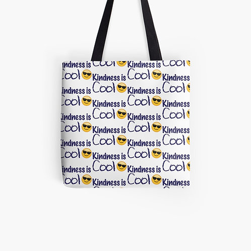 Kindness Is Cool Premium Tote Bag