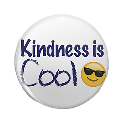 Kindness is Cool Button