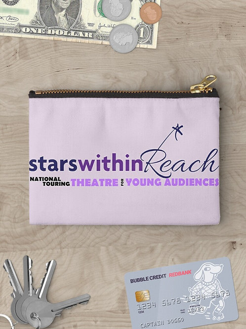 Small Stars Within Reach Zipper Pouch (6 x 4 in.)