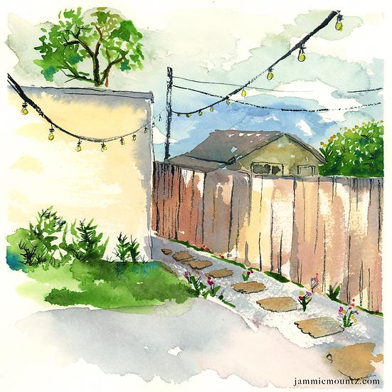 My Backyard - Original