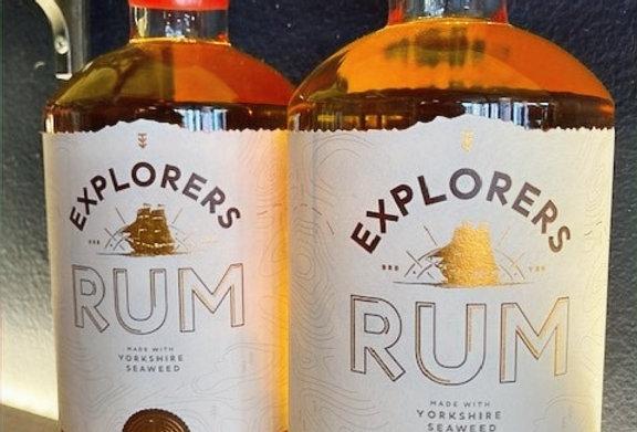 Explorers Spiced Rum