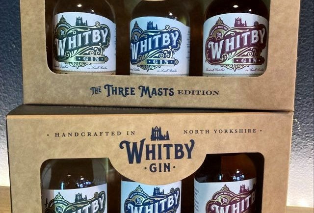 Whitby Gin Gift Pack
