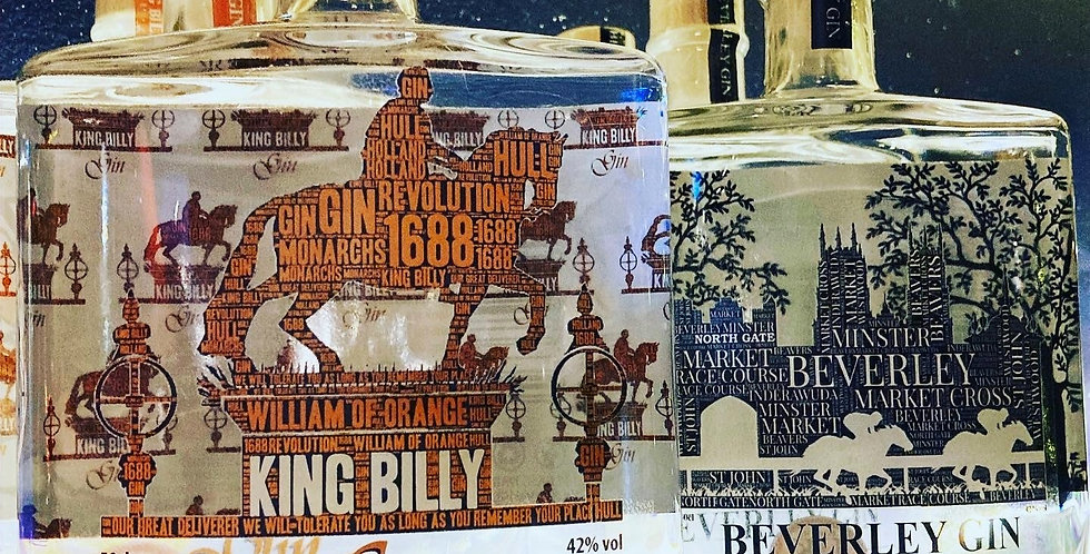 Beverley Gin/King Billy Gin