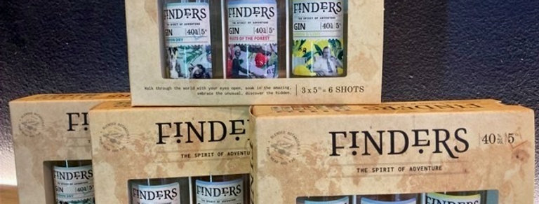 Finders Gin Gift Pack