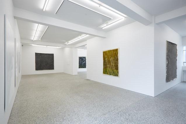 Installation view Berg Contemporary 2019