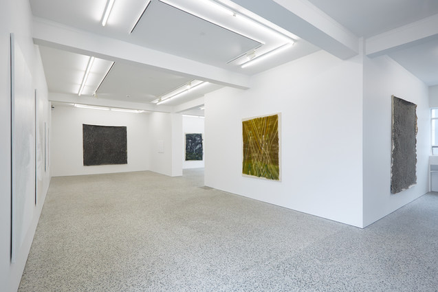 Installation view Berg Contemporary 2019