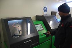 Computerised Injector Testing