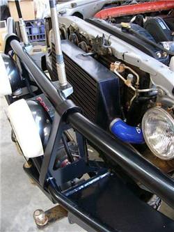 Cooma Diesel Intercooler Instal