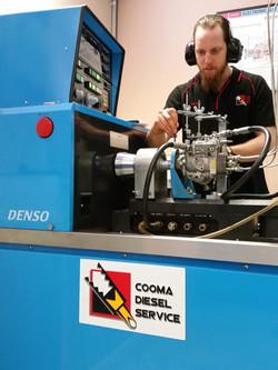 Quality Diesel Fuel Pump Repairs