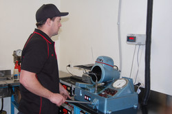 Injector Testing
