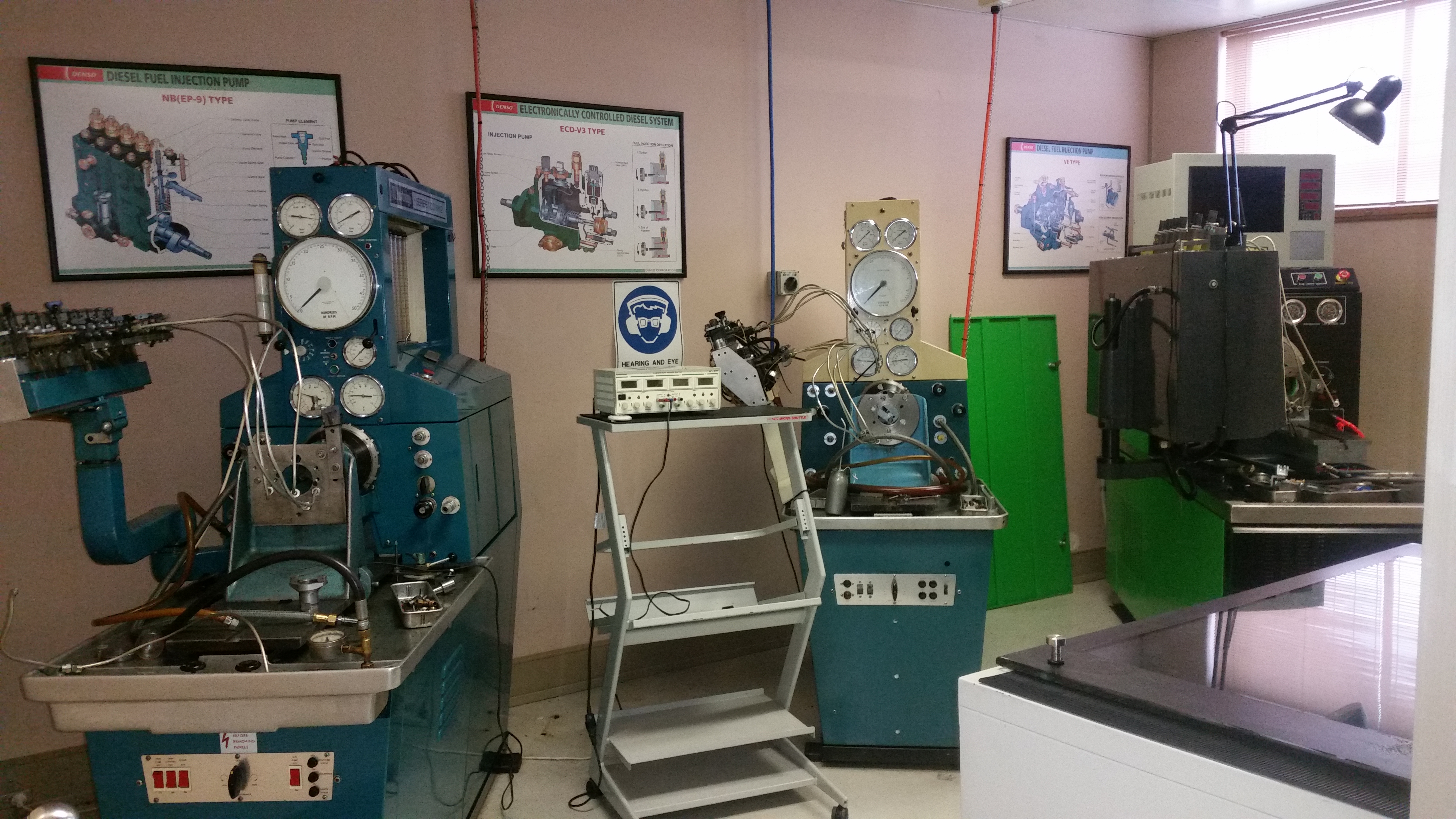 Fuel Pump Test Benches