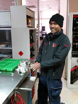 Fuel Pump Technician