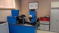 Diesel Fuel Pump Test Bench - Denso