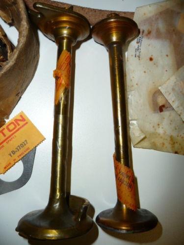 Ruston Stationary Engine Parts - Antique