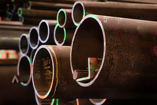 Steel Pipe Inventory