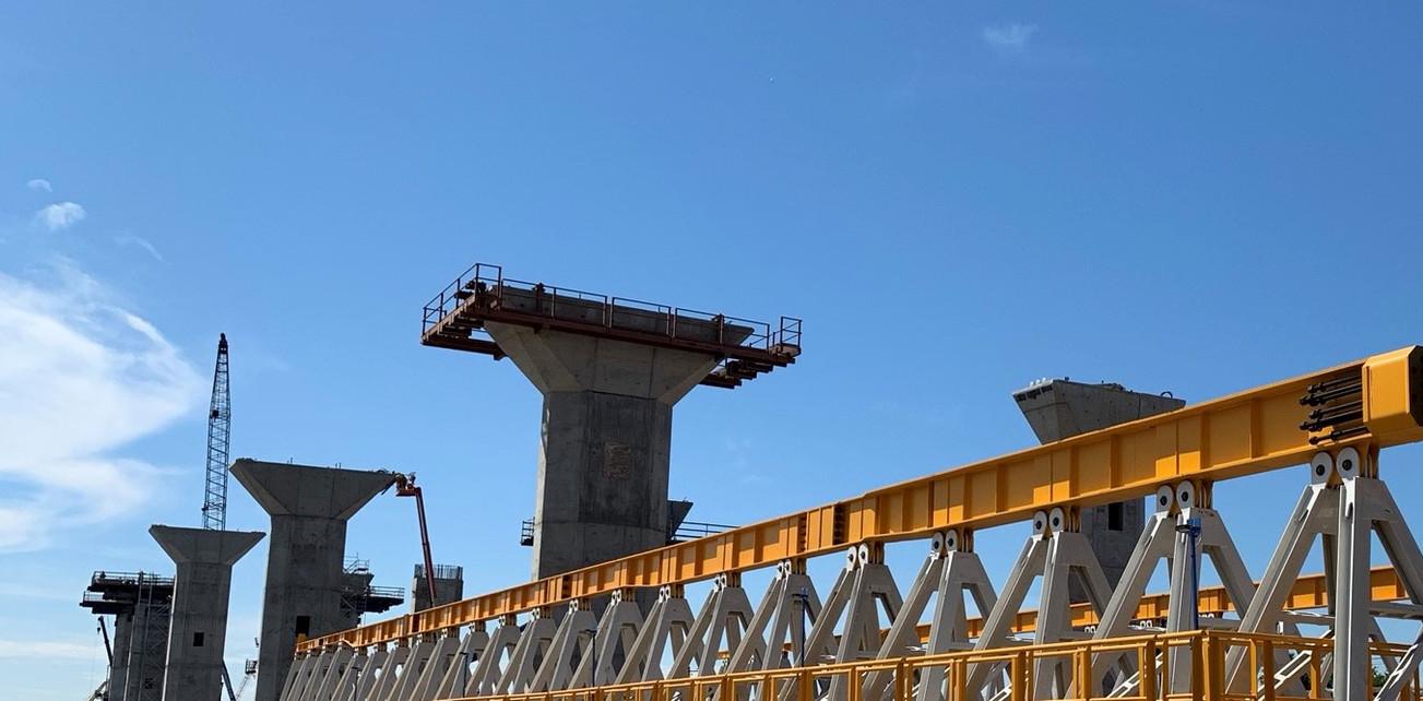 Harbor Bridge Structural Platform - Corpus Christi
