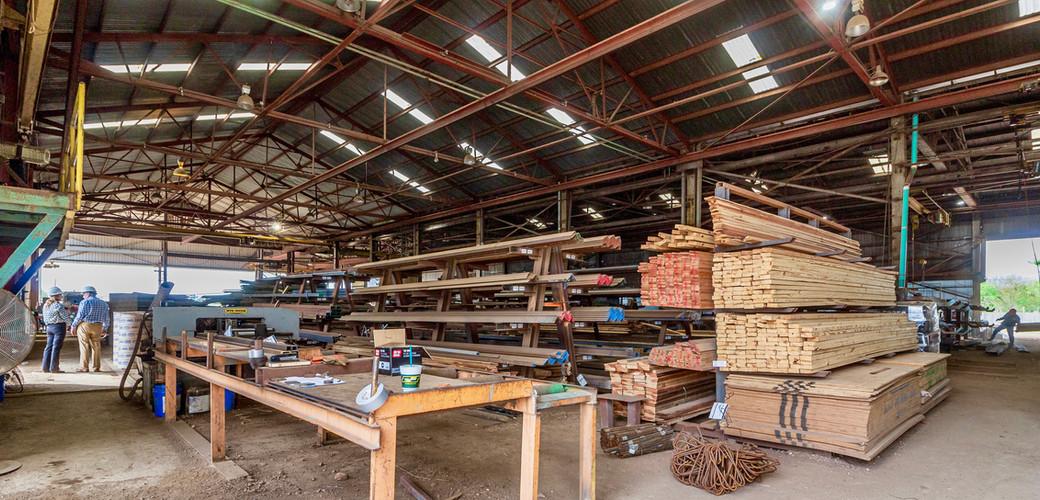 Warehouse area - Victoria