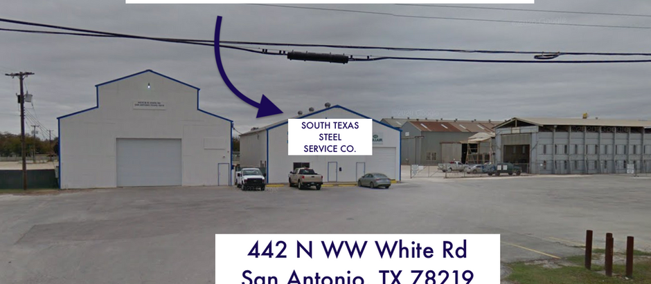 STSSC - NEW San Antonio Location