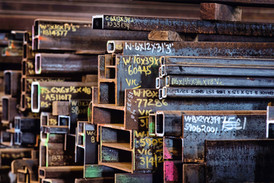 Structural Steel Inventory