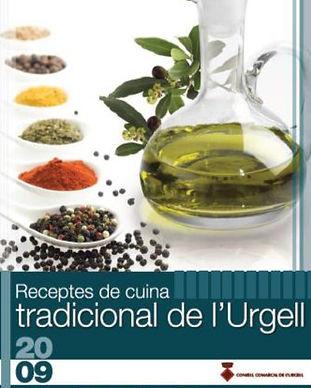 4 Receptes de Cuina tradicional d Urgell