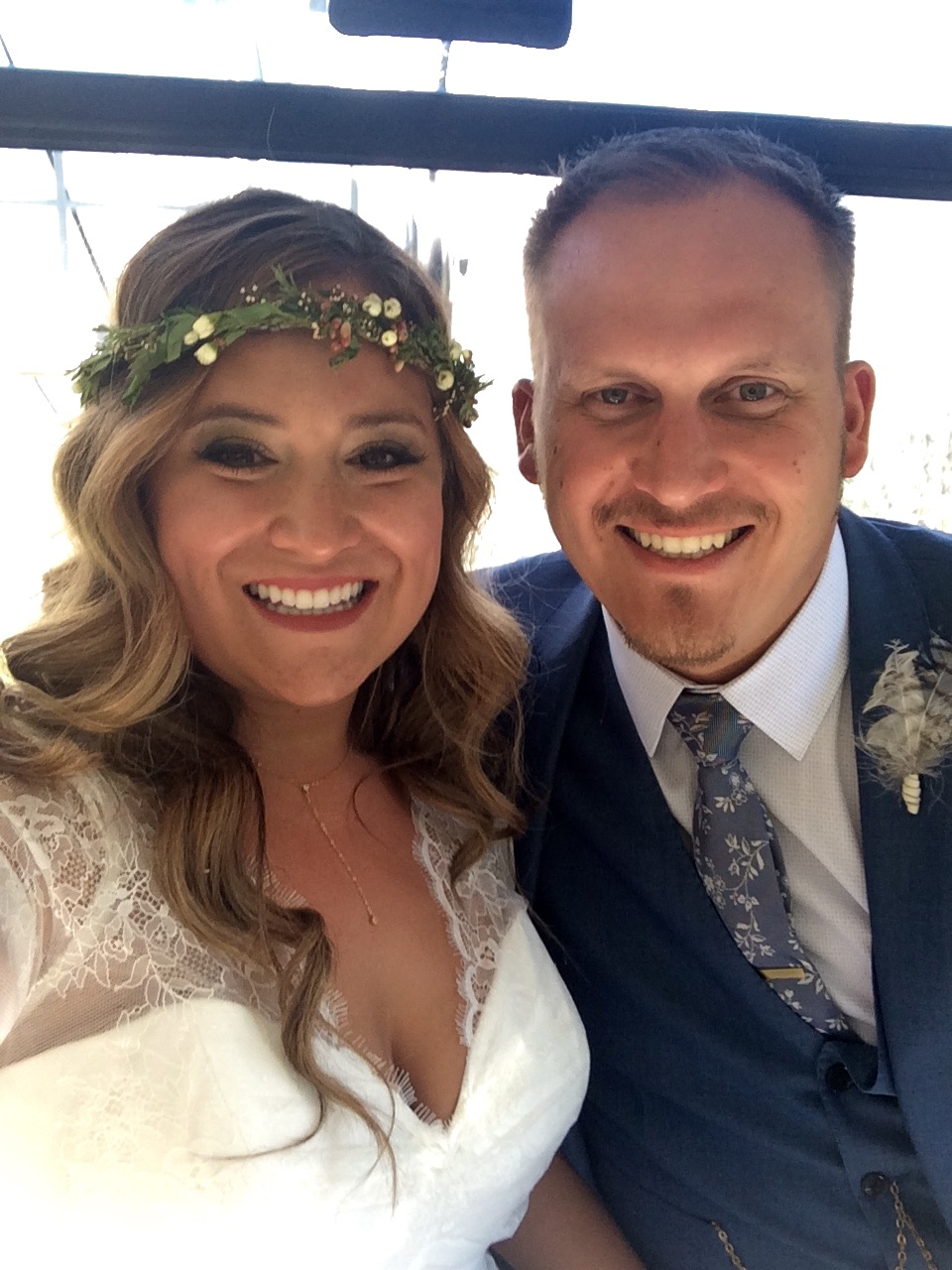 CU Jo Cody wedding
