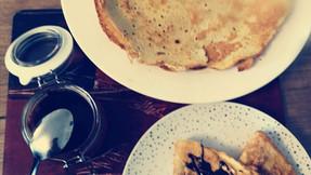 Keto crepes/pancakes