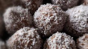 No bake Keto choco&coco balls