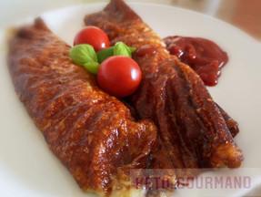 Mozzarella wraps