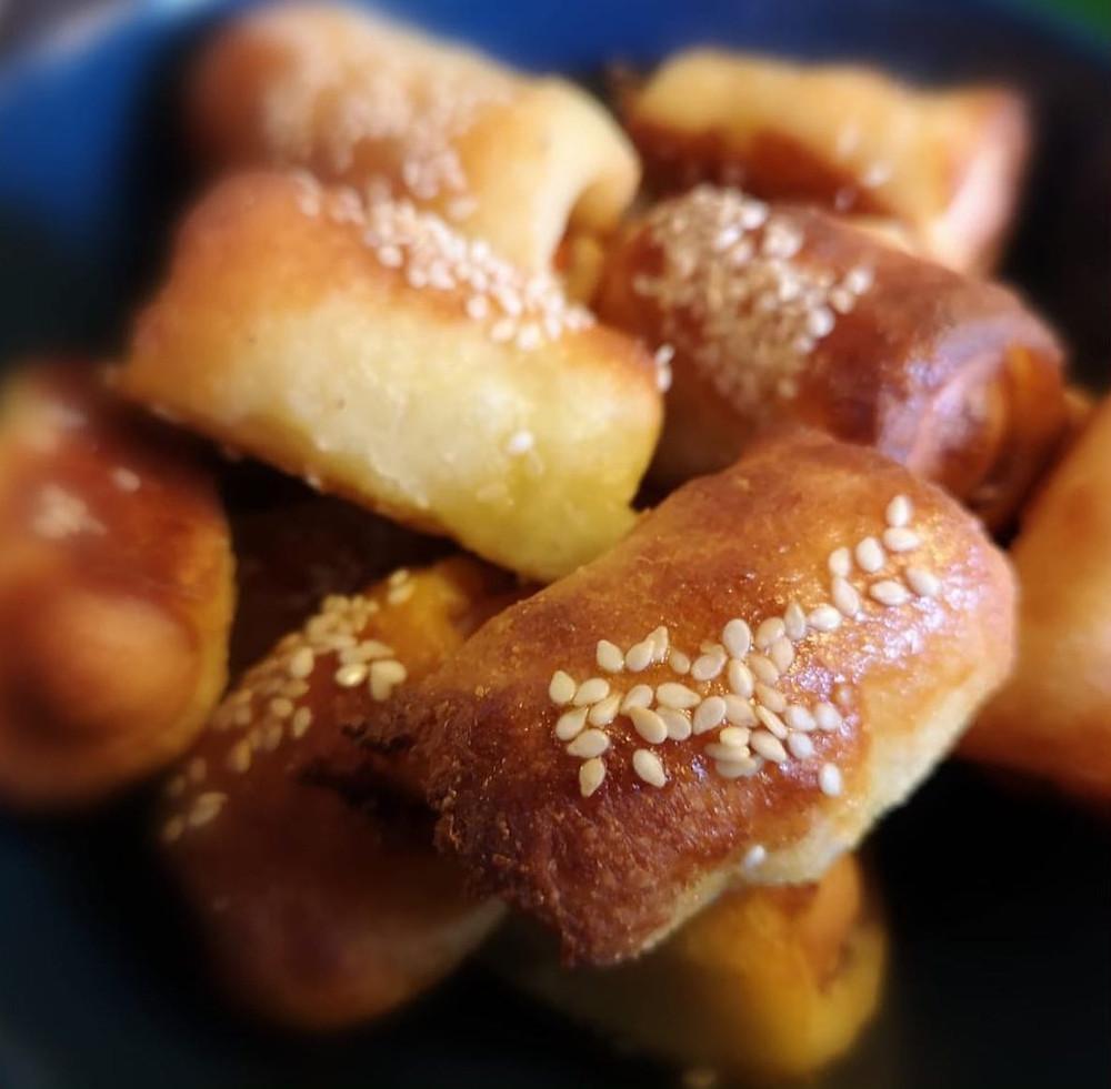 Low Carb Keto Sausage rolls