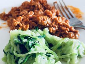 """Spaghetti"" bolognese"