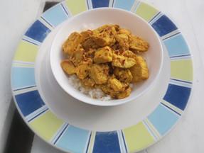 Spicy keto chicken